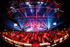 Fraport Arena - Multi-purpose hall in Frankfurt (Main) - Exhibition