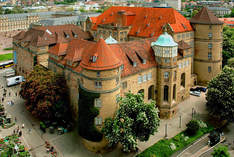 Altes Schloss - Palace in Stuttgart - Exhibition