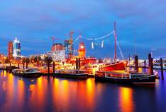 Das Feuerschiff LV13 - Event venue in Hamburg - Company event
