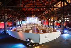 Schuppen 52 - Event venue in Hamburg - Company event