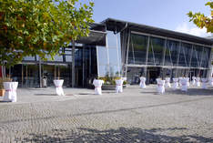 Stadthalle Germering - Municipal hall in Germering - Company event