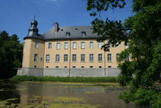 Schloss Dyck - Palace in Jüchen - Exhibition