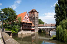 Nuremberg with many historic wedding locations and eventlocations