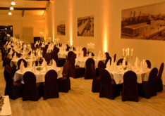 QUAI Dinnerschuppen - Eventlocation in Bremen - Ausstellung