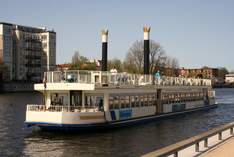 Exclusiv-Yachtcharter - Eventlocation in Berlin - Betriebsfeier