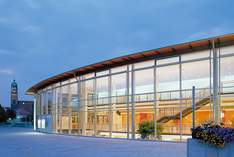 Amberger Congress Centrum - Convention centre in Amberg - Exhibition