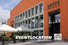 Grüne Halle - Eventlocation in Fürth - Firmenevent