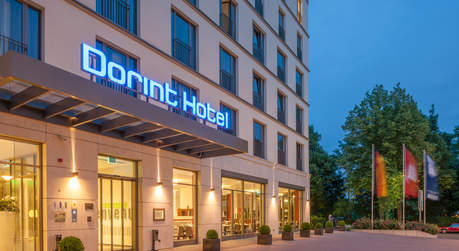 Eventlocation dorint hotel hamburg eppendorf locationguide24 for Schicke hotels hamburg