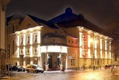 Kulturhaus Urania70 - Event venue in Halle (Saale) - Work party