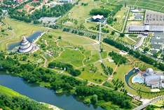 Elbauenpark - Wedding venue in Magdeburg - Family celebrations and private parties
