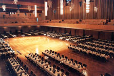 Stadthalle Magdeburg - Hall in Magdeburg - Family celebrations and private parties