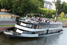 King Kamehameha Club Boat - MS Catwalk - Barca in Offenbach (Meno) - Mostra