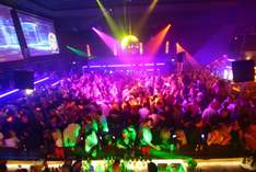 Parktheater - Nightclub in Kempten (Allgäu) - Work party