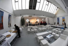 Forum Factory - Eventlocation in Berlin - Ausstellung