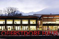Oberstdorf Haus - Event Center in Oberstdorf - Exhibition