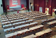 Kongress- und Kulturzentrum Kolpinghaus Regensburg - Event venue in Regensburg - Exhibition