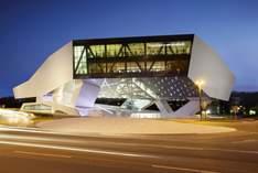 Porsche-Museum - Eventlocation in Stuttgart - Betriebsfeier