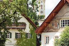 Brauereigasthof Hotel Aying - Wedding venue in Aying - Exhibition