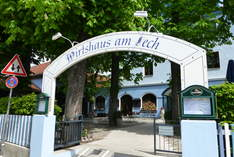 Wirtshaus am Lech - Wedding venue in Augsburg - Work party