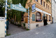 Augustiner Schwalbe - Bar in Munich - Family celebrations and private parties