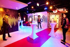 Das Madame Tussauds Berlin - Designlocation in Berlin - Incentive und Teambuilding