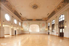 Ballhaus Pankow - Festival hall in Berlin - Work party