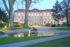 GARTENPALAIS Liechtenstein - Eventlocation in Wien - Firmenevent