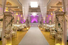 Le Royal Eventsaal GmbH - Eventlocation in Hamburg - Hochzeit