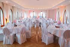 Saal Windrose - Wedding reception hall in Hamburg - Wedding
