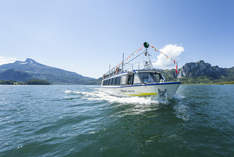 Mondsee Schifffahrt Hemetsberger - Eventlocation in Mondsee - Firmenevent