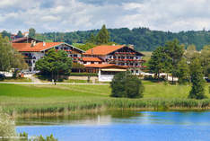 Hotel Seeblick, Familie Förg, Pelham bei Bad Endorf - Hotel in Bad Endorf - Conference