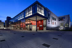 redblue, INTERSPORT Deutschland eG - Event Center in Heilbronn - Company event