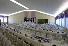 Festhalle Thiel - Festival hall in Wallenhorst - Wedding