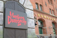 Hamburg Dungeon - Event venue in Hamburg - Work party
