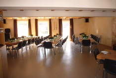 Kleiner Rittersaal - Event venue in Kammeltal - Family celebrations and private parties