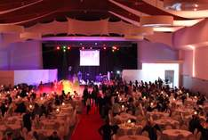 Atrium Eventlocation - Eventlocation in Oberhausen - Abiball