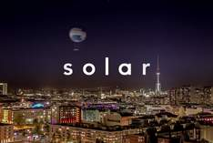 SOLAR, Berlin Sky Restaurant und Sky Lounge - Eventlocation in Berlin - Firmenevent