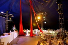 Circus ABRAX KADABRAX - Eventlocation in Hamburg - Firmenevent