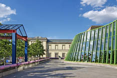 Staatsgalerie Stuttgart - Congress Center / Convention Center in Stuttgart - Conference / Convention