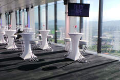ThirtyFive - TOP of Vienna! - Event venue in Vienna - Exhibition