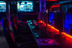 E-Sport Club München / Computer-, Game- und Eventlocation - Club in Vaterstetten - Firmenevent