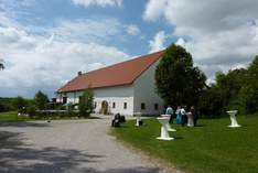 Gewölbehof - Wedding venue in Schwabhausen - Wedding