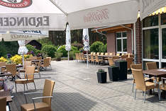 Elegantes Restaurant in der Natur - Clubbing Location in Nauen - Hochzeit