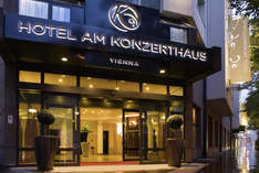 Hotel Am Konzerthaus - MGallery - Conference hotel in Vienna - Seminar or training