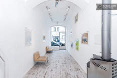ponyhof artclub    Galerie / Perfekte Event Location - Studio in Munich - Exhibition