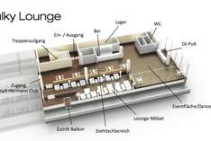 Sulky Lounge  - Eventlocation in Hamburg - Firmenevent