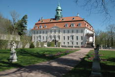 "Restaurant ""Vitzthum"" Schloss Lichtenwalde - Palace in Niederwiesa - Wedding"