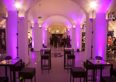 Praterinsel - Raum für Events - Eventlocation in München - Firmenevent