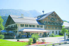 Schloßhotel Linderhof - Wedding venue in Ettal - Wedding