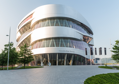 Mercedes-Benz Museum - Eventlocation in Stuttgart - Tagung